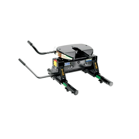 Reese 30083 20K Fifth Wheel Hitch with Round Slider