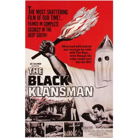 Klansman Poster (The Black Klansman - movie POSTER (Style A) (11