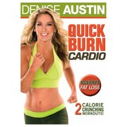 Denise Austin: Quick Burn Cardio (2010) by