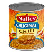Nalley Chili Con Carne with Beans Original 6 lbs.12 oz