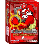 Killer Bunnies: Ultimate Odyssey - Energy StarterDeck