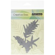 "Penny Black Creative Dies, Fresh Breeze, 3-7/10"" x 4-4/5"""