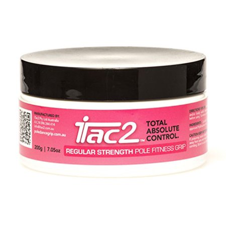 iTac2 Pole Dance Grip Regular Strength 7oz Super Value Tub