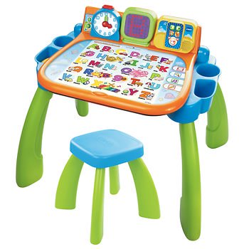 Vtech Touch And Learn Activity Desk Baby Toddler Preschool
