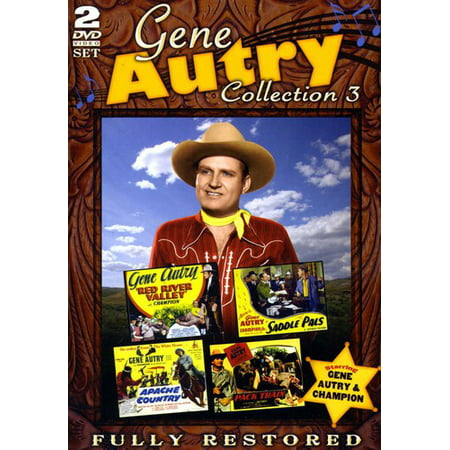 Gene Autry: Collection 03 (DVD) ()