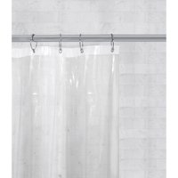 Product Image Better Homes Gardens Super Heavyweight Shower Curtain Or Liner Clear
