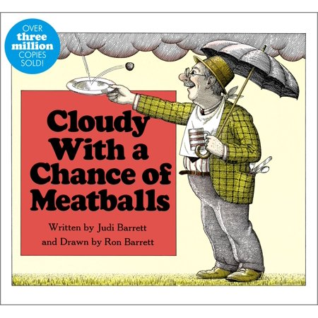 Cloudy With a Chance of Meatballs (Board Book) (Cloudy With A Chance Of Meatballs Illustrations)