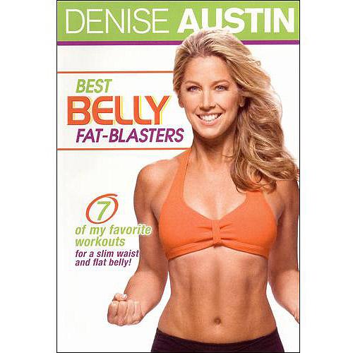 Denise Austin: Best Belly Fat-Blasters (Full Frame)