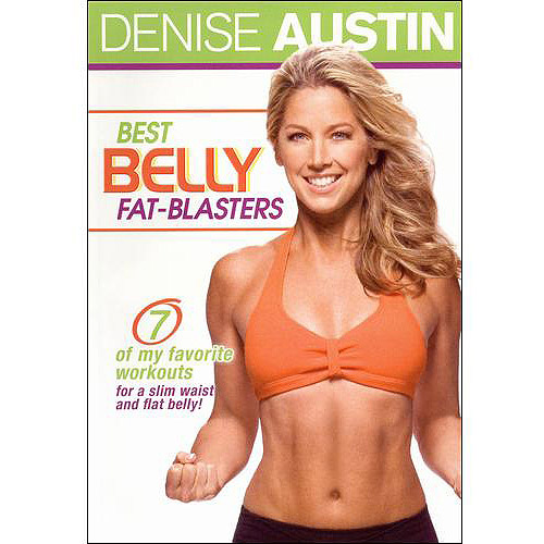 Denise Austin: Best Belly Fat-Blasters (Full Frame)