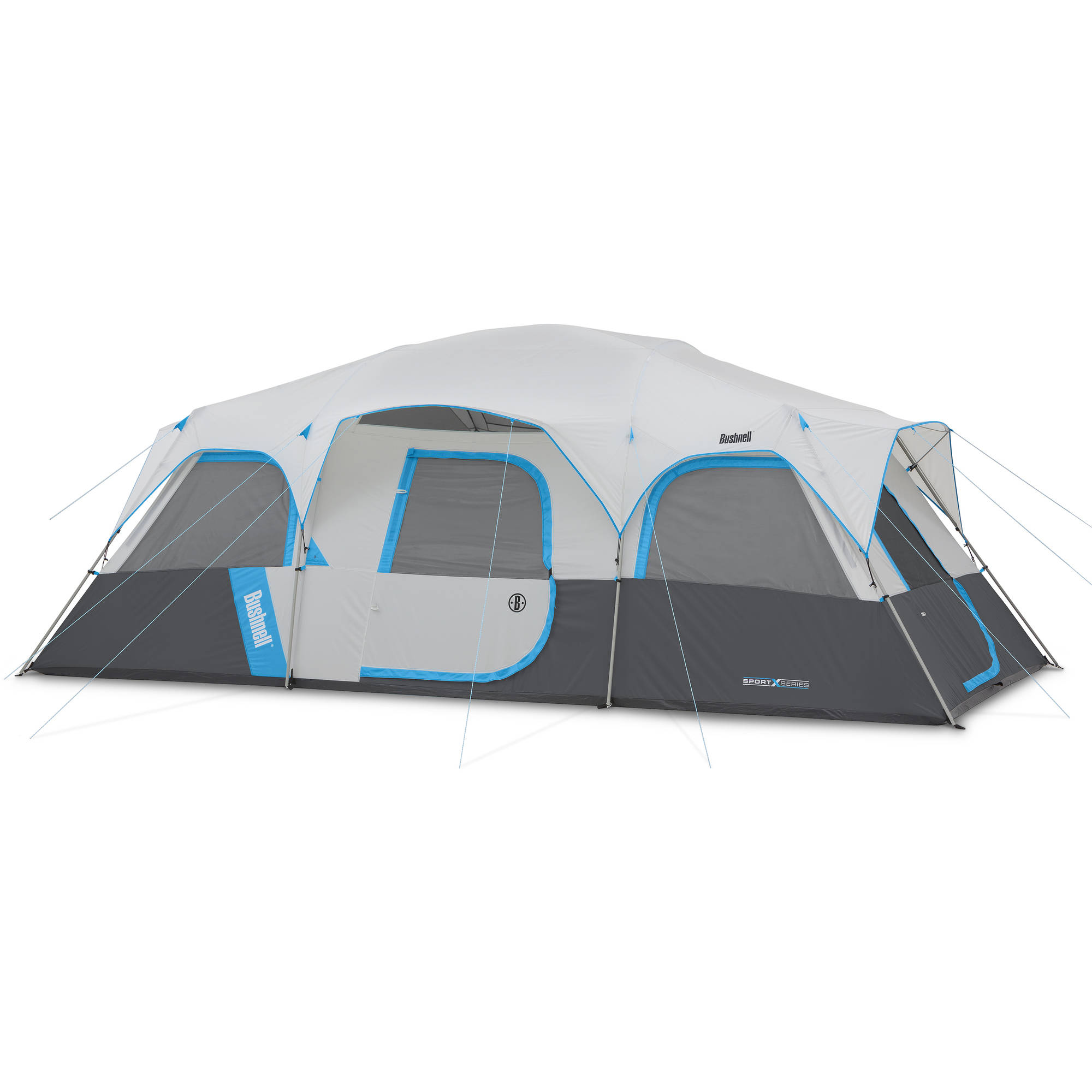 Bushnell Sport Series 20' x 10' Cabin Tent, Sleeps 12 by
