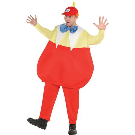 Tweedledee & Tweedledum Costume for Men, Alice in Wonderland, Plus Size