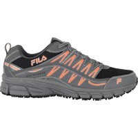 Fila Mens Memory Primeforce Slip Resistant Athletic Shoes