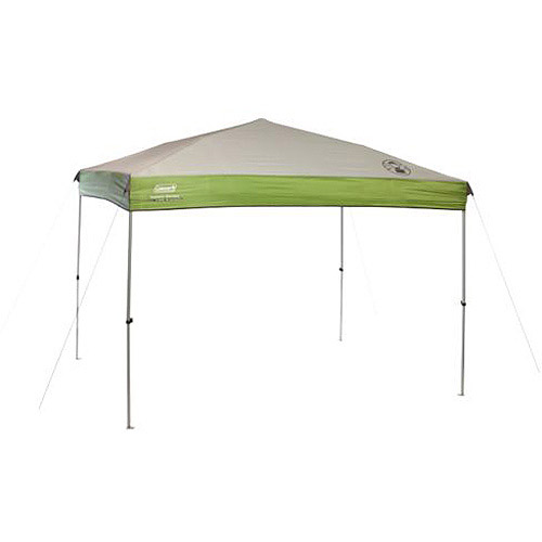 Coleman 9' x 7' Straight Leg Instant Canopy   Gazebo (63 sq. ft Coverage) by COLEMAN