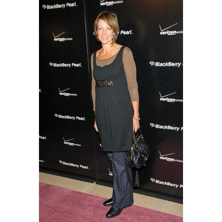 Allison Janney At Arrivals For Verizon New Blackberry Pearl 8130 Smartphone Launch Party Iac Building New York Ny January 29 2008 Photo By Desiree NavarroEverett Collection Celebrity