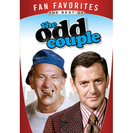 Fan Favorites: The Best of The Odd Couple (DVD) (Best Gay Tv Couples)