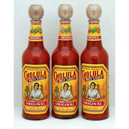 Cholula Original Hot Sauce, 12 Fluid Ounces 3