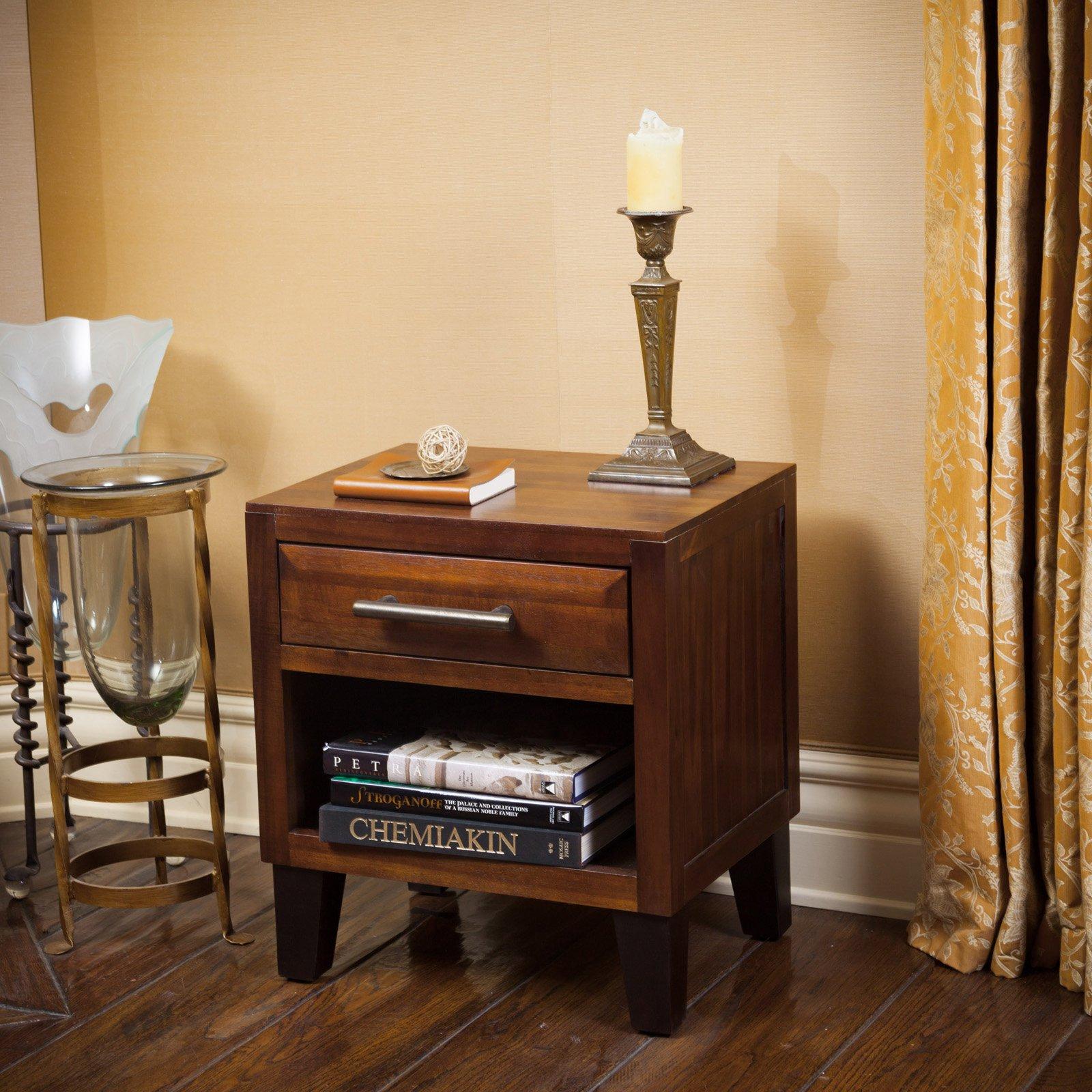 Somerset II 1 Drawer Nightstand