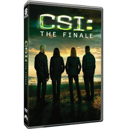 Csi  Crime Scene Investigation  The Finale