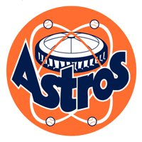 Houston Astros Fathead Giant Removable Decal - No Size