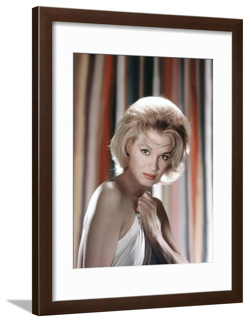Angie Dickinson Oops angie dickinson (photo) framed print wall art - walmart