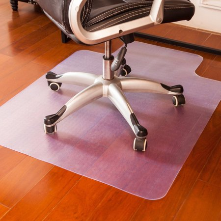 ktaxon office chair mat for hardwood floors protector non slip rug pvc mats. Black Bedroom Furniture Sets. Home Design Ideas