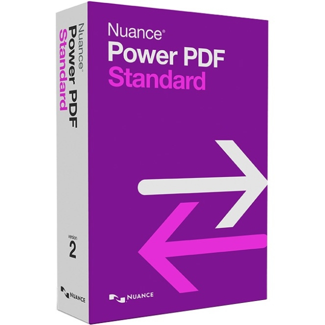 Nuance Communications POWER PDF STANDARD 2.0