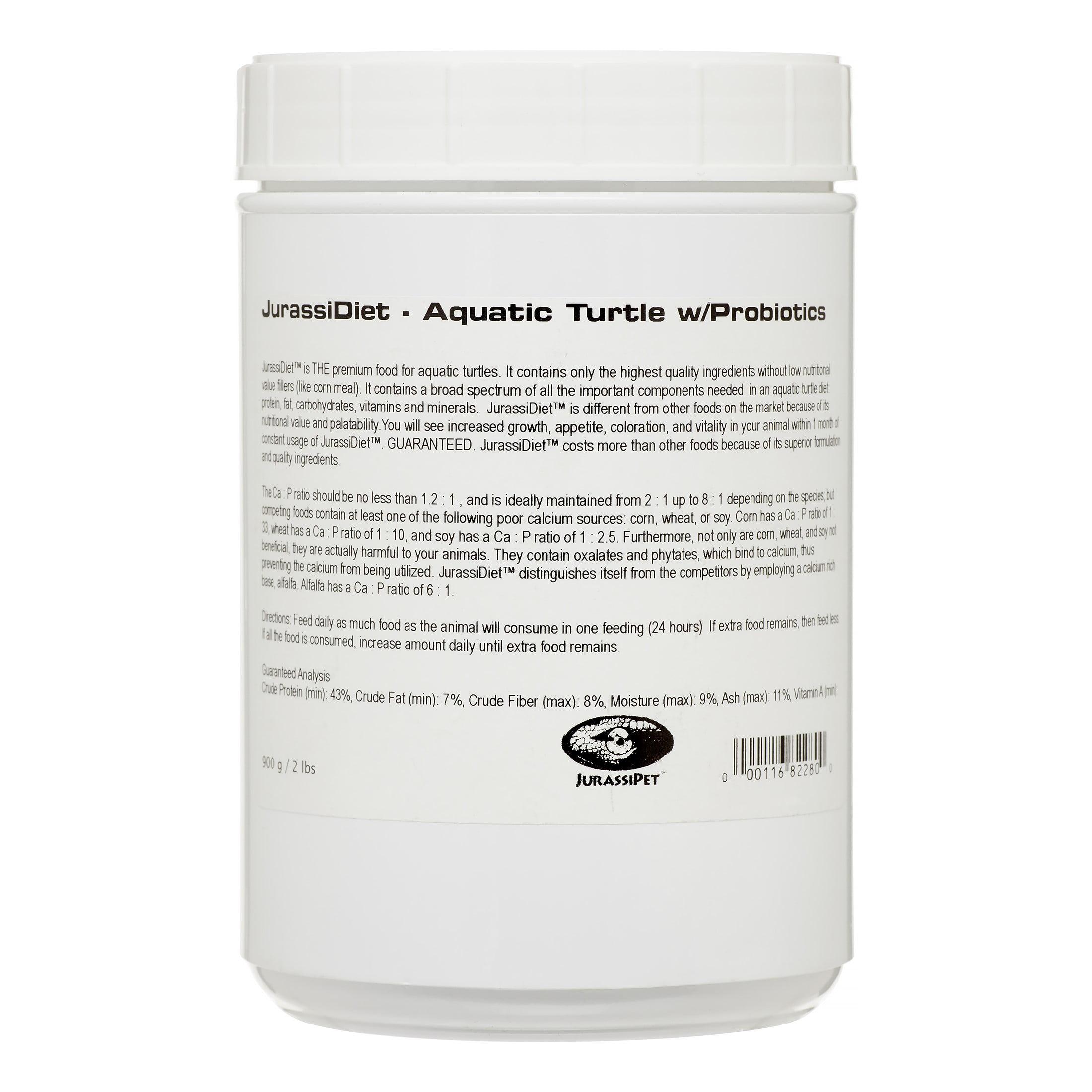 Seachem Aquatic Turtle Food 2 Lb by SEA CHEM LABORATORIES INC.