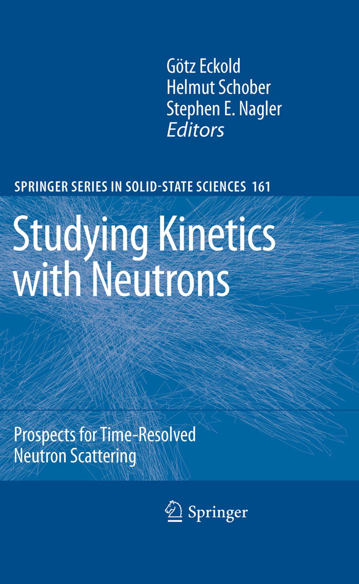 STUDYING KINETICS WITH NEUTRONS - Gotz Eckold
