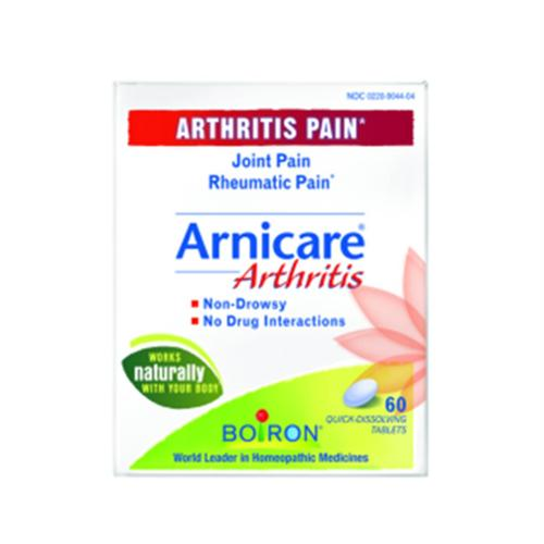 Boiron Arnicare Arthritis Tablets 60 Tablets (Pack of 2)
