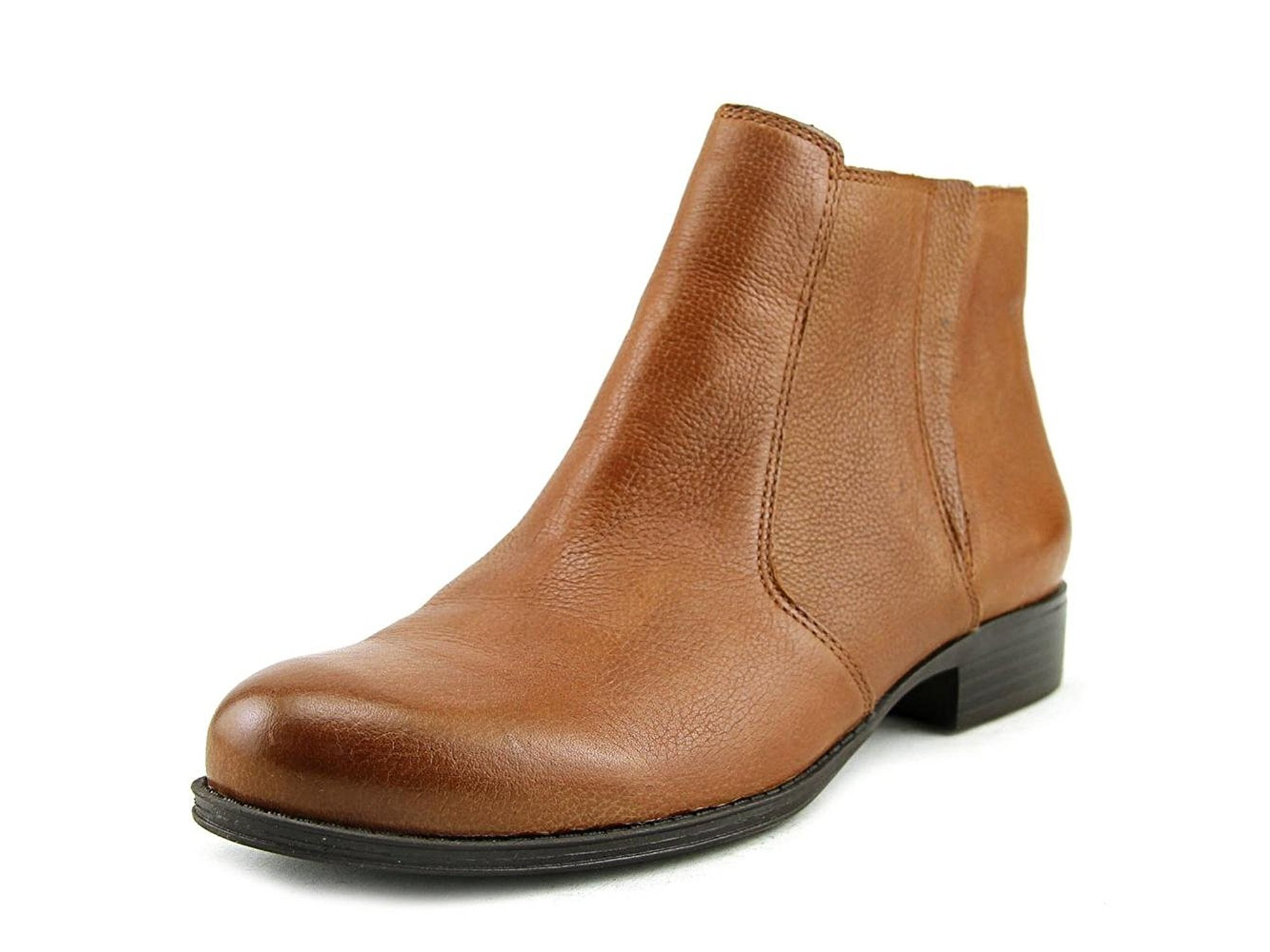 Naturalizer Damenschuhe jump Leder Almond Toe Ankle, Ankle, Ankle, Banana Bread, Größe 165c8f