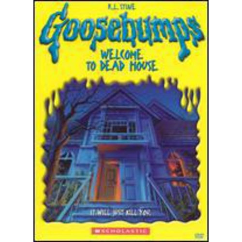 Goosebumps: Welcome To Dead House (Full Frame)