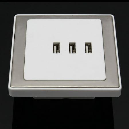 USB 3 PORT WALL SOCKET  - image 1 de 7