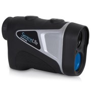 SereneLife SLGRF30SL.5 - Golf Laser Range Finder Monocular with Pin-Seeking and Zoom Sight