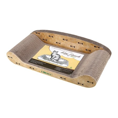 Ollieroo Curve Cat Scratching Pad Basics Collection Cat Scratcher