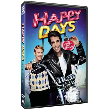 Happy Days  The Sixth Season  Full Frame