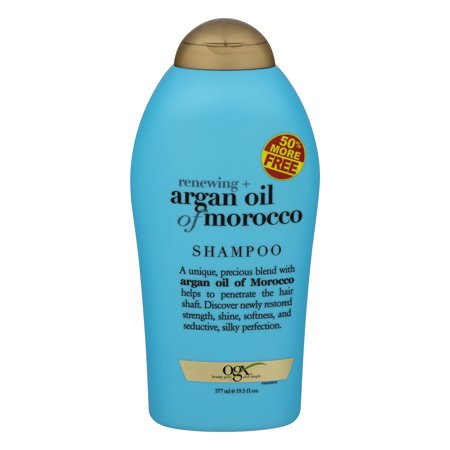 OGX Renewing Argan Oil of Morocco Shampoo, 19.5 oz