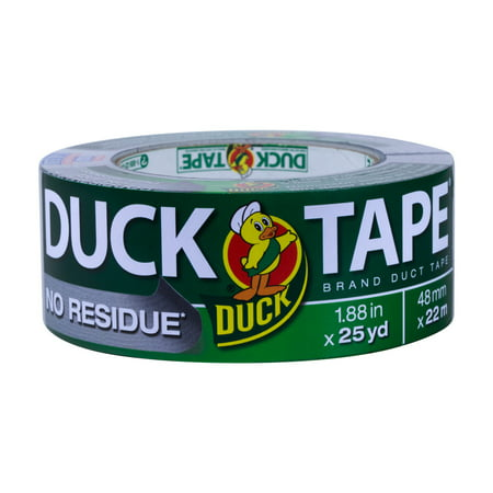 Got Duct Tape (Duck Brand No-Residue Duct Tape, Silver, 1.88 in. x 25 yd.)
