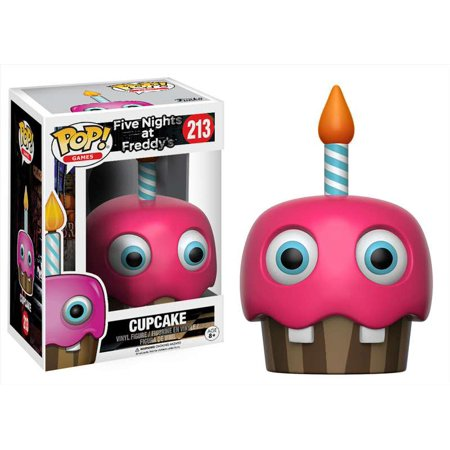 Five Nights At Freddys Funko Pop  Games Cupcake Vinyl Figure  Regular Version