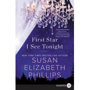First Star I See Tonight (Paperback)(Large Print)