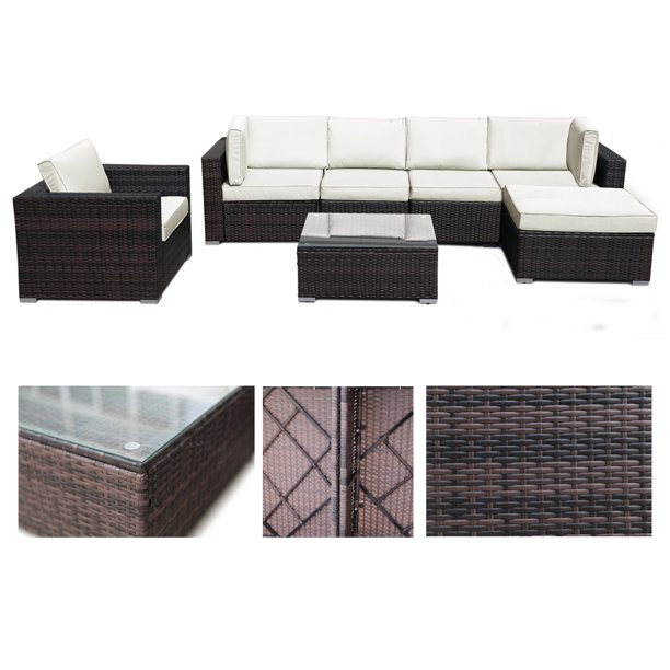 Wicker Patio Sets on Clearance for Outdoor Furniture, 2020 ...