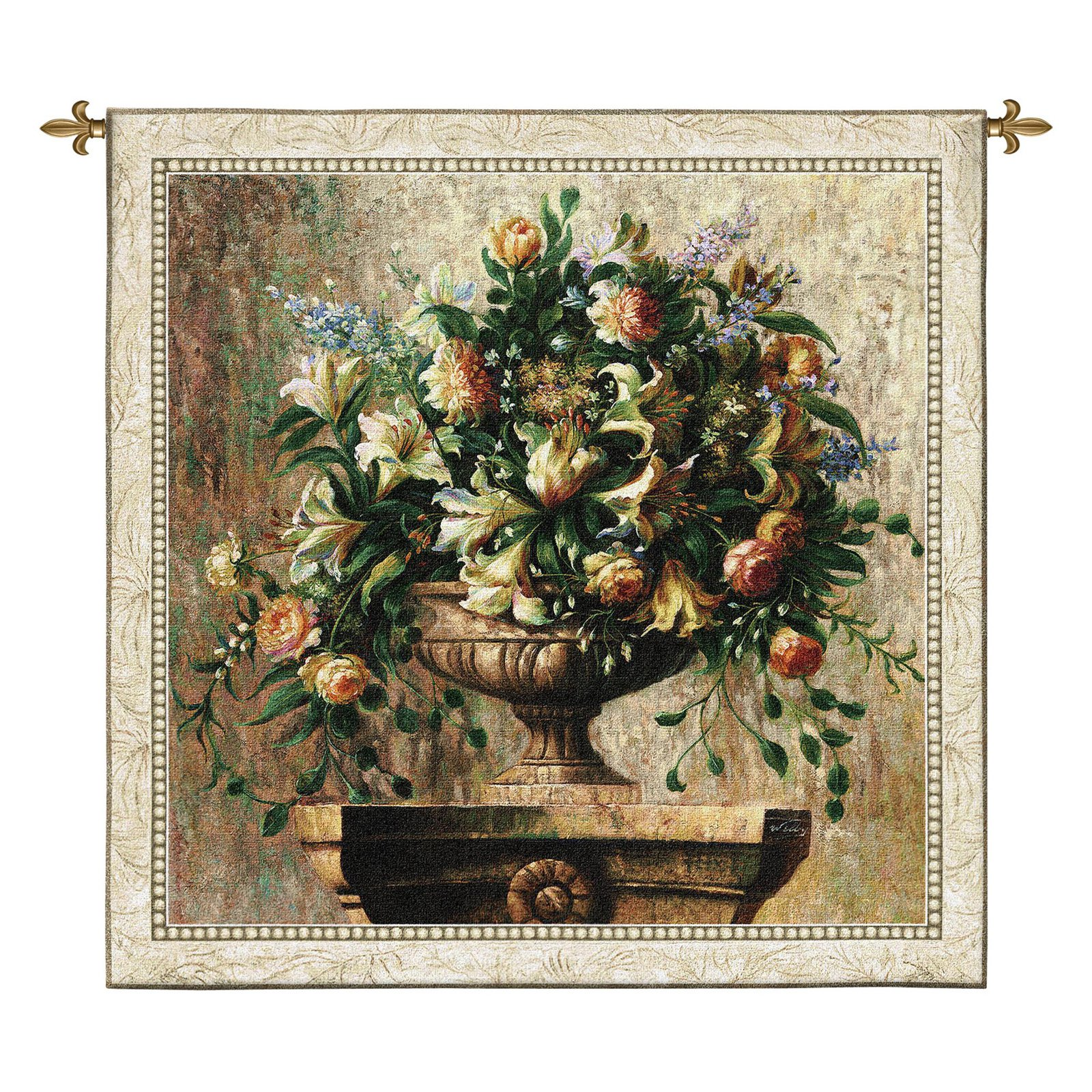 Fine Art Tapestries Sonata Wall Tapestry by Overstock