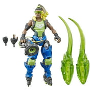 Overwatch Ultimates Series Lucio 6-Inch-Scale Collectible Figure, Ages 4 and Up