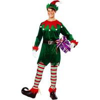 CHRISTMAS ELF ADULT UNISEX COSTUME