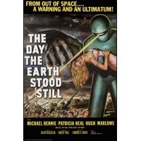 Day The Earth Stood Still Poster - 24x36