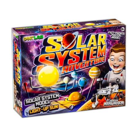 Science Lab System - SmartLab Toys - Solar System Adventure
