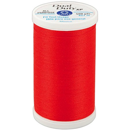 Pulled Thread Stitches - Dual Duty XP General Purpose Thread, 500 yds