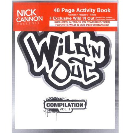 Nick Cannon Presents: Wild 'N Out Compilation, Vol. 1 (Walmart Exclusive)
