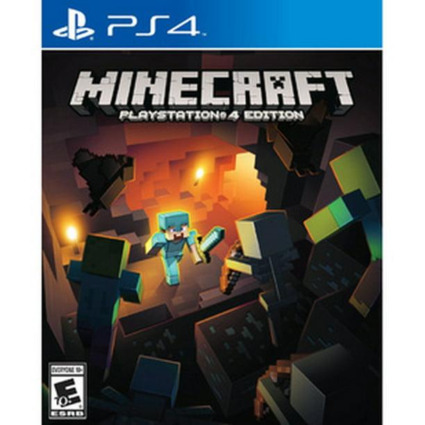 Minecraft Sony Playstation 4 711719053279 Walmart Com Walmart Com
