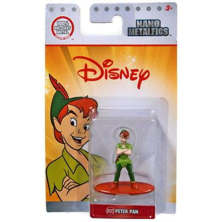 Disney Nano Metalfigs Peter Pan Diecast Figure (Peter Pan Toy)