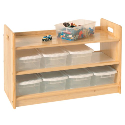 Little Colorado Wooden Toy Chest